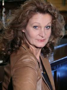 Portrait 1 der Schauspielerin und Kabarettistin Barbara Weinzierl, München
